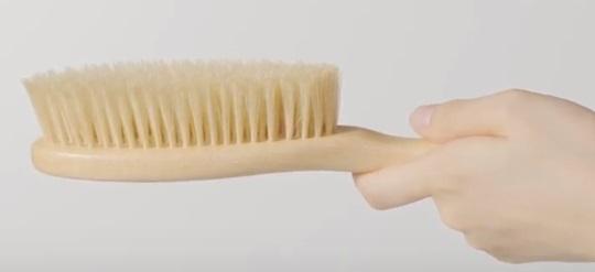 毛皮のお手入れ方法